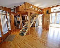 Craftsman-style houseboat. #Zillow #Seattle