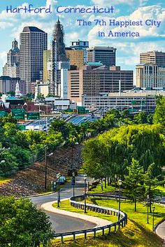 Find Your Career Bliss in the 7th Happiest City in America, Hartford, Connecticut! http://bit.ly/1MikoU6
