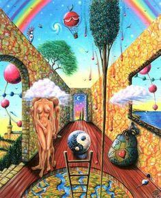 trippy surrealism - Google Search