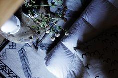 #habitare15 #uudistuminen #design #sisustus #varpunen #dekolehti #habitare2015 Blue Bodies, Mid-century Modern, Mid Century, Design, Living Room, Deco, Retro