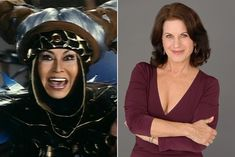 """""""Power Rangers"""" Then & Now -- All this time I thought Rita Repulsa was Asian."""