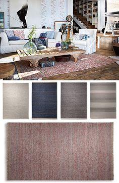 Design Teppiche von Esprit home - riesige Auswahl - günstig kaufen - Möbel Kraft Esprit Home, Rugs, Berlin, Design, Home Decor, Farmhouse Rugs, Decoration Home, Room Decor