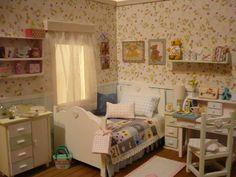 A room diorama 1:10 for pukifee, lati yellow etc