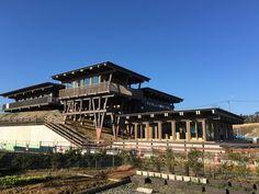 Asahi Kindergarten Phase I & Phase II  / Tezuka Architect