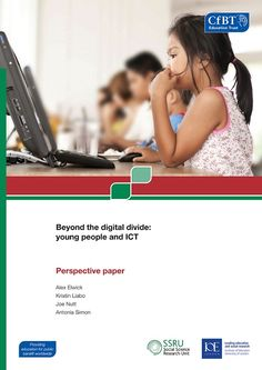 IOE: Beyond the digital divide  |   The concept of the 'digital divide' has long been used to justify provision of free or discounted computer equipment to school students in the UK, yet 95% of households with children now have access to the internet ...