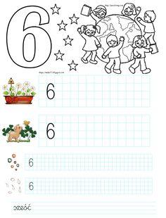 Preschool Math, Math Activities, Maths, School Frame, Coloring Pages, A4, Blog, School, Cuba