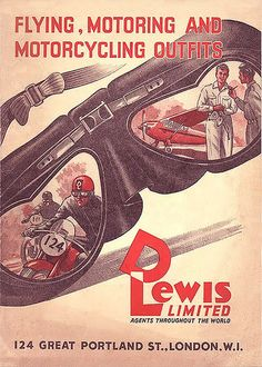 Lewis Goggles by bullittmcqueen, via Flickr