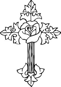Free Printable Cross Coloring Pages For Kids Coloring Pages