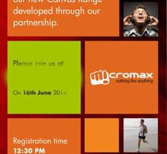 Micromax teases upcoming Windows Phone handset, set to launch on 16th June | Wikus