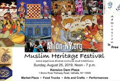 Valhalla Ny, Ny 1, Truck Art, Muslim, Arts And Crafts, Join, Dessert, Culture, River