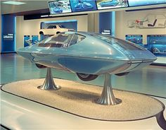 GM Runabout - 1964 New York World's Fair