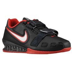 Nike Romaleos 2 Power Lifting Shoes  BlackWhiteAnthraciteRed 12 *** Want additional info? Click on the image.