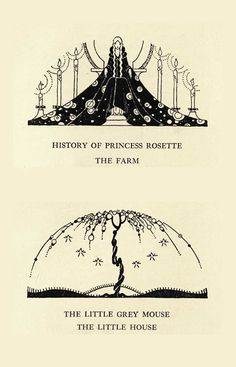 The history of Princess Rosette - Virginia Sterrett