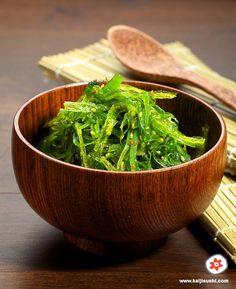 Wakame- seaweed Salad with sesame