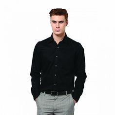 Gaze Black Cotton Casual shirt  #Menshirts #menshirtsonline #Bestpriceshirts #Shirtsonline