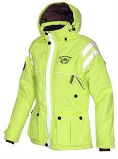 Hi Vis All Weather Jacket Rockfish Rflex 360 176 Equestrian