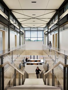 Conrad N. Hilton Foundation Headquarters ZGF Architects Agoura Hills, California
