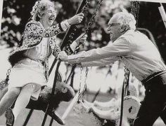 to be old and still in love