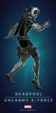 Deadpool/Uncanny X-Force
