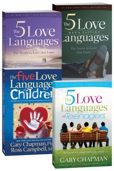 The 5 Love Languages/The 5 Love Languages Men's Edition/The 5 Love Languages of Teenagers/The 5 Love Languages of Children Set (NOOK Book)
