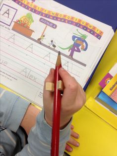 World's most accessible adaptive pencil grip!