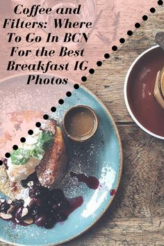 Barcelona is a city filled with creative inspiration and an artisanal ambiance on every street. We decided to round up some of the best spots in the city to grab a bite, some coffee and get the perfect #flatlay photo for Instagram.