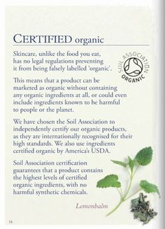 Neal's YArd Remedies...ethical and organic, first certified organic health and beauty company! <3 Click here to visit website: -->> https://us.nyrorganic.com/shop/face2face/area/shop-online/#