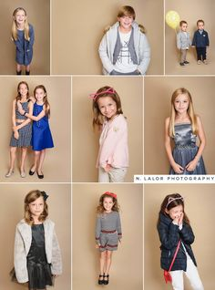 Ella and Henry 2016 Kids Fashion for Fall — N. Lalor Photography