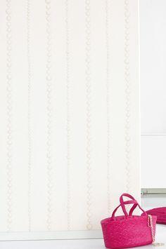 Decor Maison Smycke 2617 -tapetti väreissä Valk/kulta kategoria Koti - Kuviolliset - Ellos