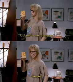 Garth Algar is the perfect man Best Movie Quotes, Film Quotes, Funny Movies, Great Movies, 90s Movies, Waynes World Quotes, Movies Showing, Movies And Tv Shows, Party On Garth