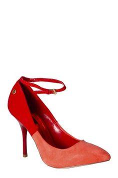 http://answear.cz/156279-blink-boty-s-jehlovym-podpatkem.html #Lodičky #Jehly #Blink #red #summer
