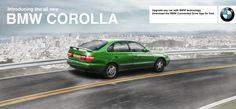 BMW Corolla
