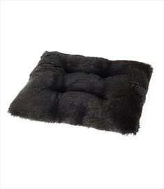 Luxury Shag Dog Bed