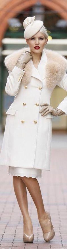 Pretty Winter Whites♡♡♡♡♡