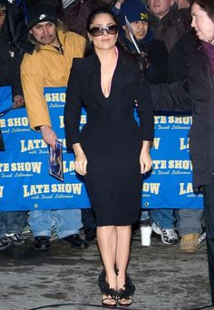 Mode femme grosse - Salma Hayek - Stars photos: femme grosse, ronde -  star pulpeuse