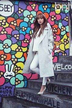 Sistar - Hyorin - bnt International November 2014