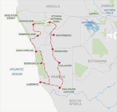 The Ultimate Namibia Self-drive Tour | Namibia Tours & Safaris