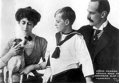 The Norwegian Royal Family 1910