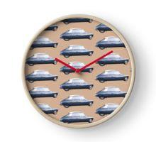 CITROEN DS vintage Hazelnut Horloge