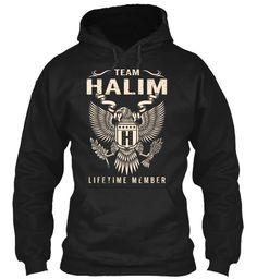 Team HALIM Lifetime Member #Halim