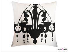 =cmCasa= 2181  Pattern Of Crystal Light Throw Pillow Case