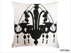 =cmCasa= 2181  Pattern Of Crystal Light Throw Pillow Case
