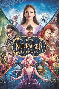 ™ The Nutcracker and the Four Realms film en streaming gratuit {Full HD} Film Disney, Disney Live, Disney Movies, 2018 Movies, Movies Online, Hd Movies, Movies Showing, Movies And Tv Shows, Movies To Watch
