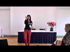 "Daniela Hutter: Vortrag Zuerich ""Frau der neuen Zeit"" - YouTube Inspiration, Pants, Youtube, Fashion, New Moon, Woman, Biblical Inspiration, Trouser Pants, Moda"