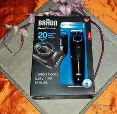 Barttrimmer Braun BT 3020