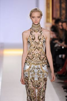 Zuhair Murad - Couture - Spring-summer 2013 - Flip-Zone