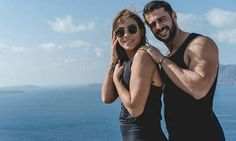 Ευριδίκη Βαλαβάνη  Κωνσταντίνος Βασάλος: Ερωτευμένοι στο Πόρτο Χέλι Billie Eilish, Ariana Grande, Youtubers, Couple Photos, Couples, Blog, Beauty, Couple Shots, Couple