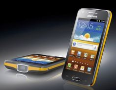 Samsung, projecting the future § by Rui Ferreira, in Tecnologia.com.pt (http://www.tecnologia.com.pt/2012/02/samsung-galaxy-beam-o-smartphone-com-projector/)