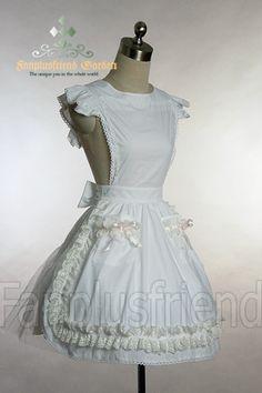lolita apron