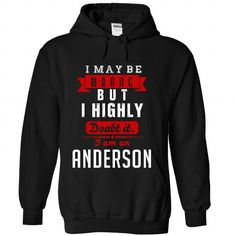 ANDERSON - #sweatshirt redo #gray sweater. GUARANTEE => https://www.sunfrog.com/No-Category/ANDERSON-6390-Black-26446844-Hoodie.html?68278